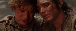 Frodo Sam Monte Destino
