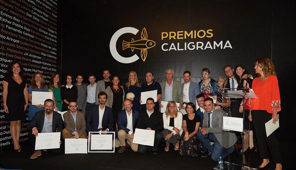 I edición de los Premios Caligrama